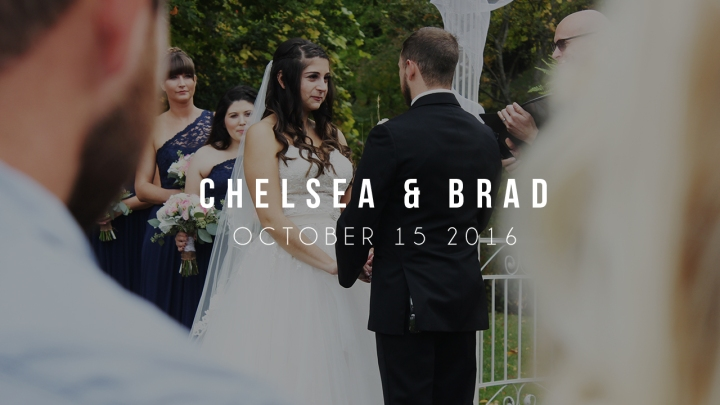 Chelsea and Brad's Wedding Video