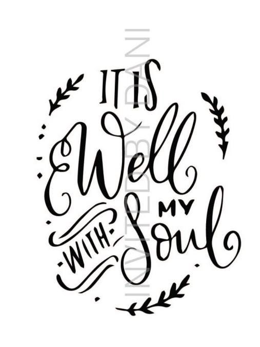 It's Well With My Soul