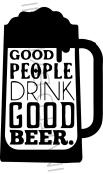 Good People Drink Good Beer